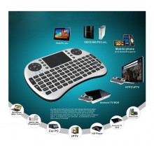KEYBOARD KO DÂY MINI UKB 500 RF-FOR PC,LAPTOP,SMART TIVI…