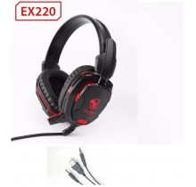 HEADPHONE EXAVP EX220-LED-BOX